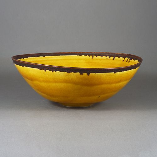 LUCIE RIE, Large Bowl, 1966