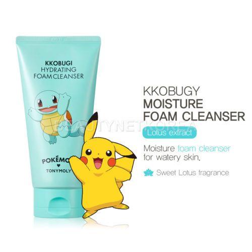 TONYMOLY-Pokemon-Foam-Cleanser-150ml - 6.19e