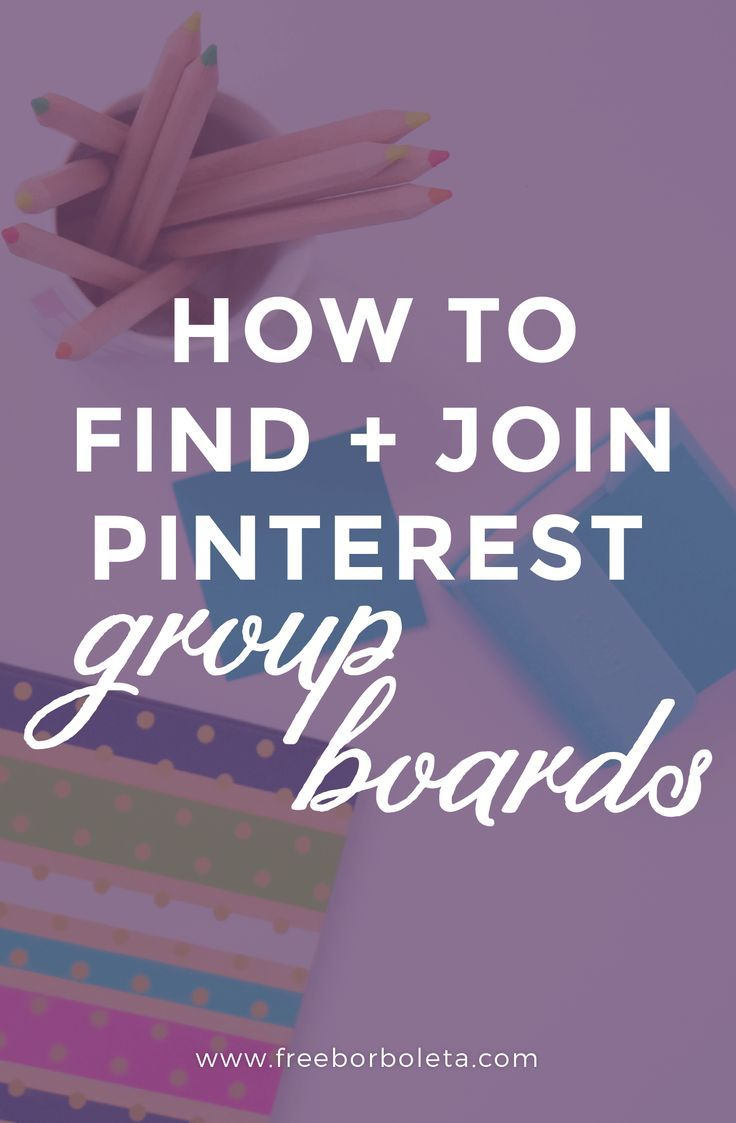 Pinterest Group Boards are the bomb dot com. But how do you find and join them? Click through to lean how to find, assess and join group boards so you can grow your blog traffic!
