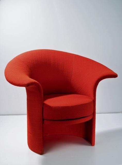 Fotel Tulipan Projekt: Teresa Kruszewska (1973)