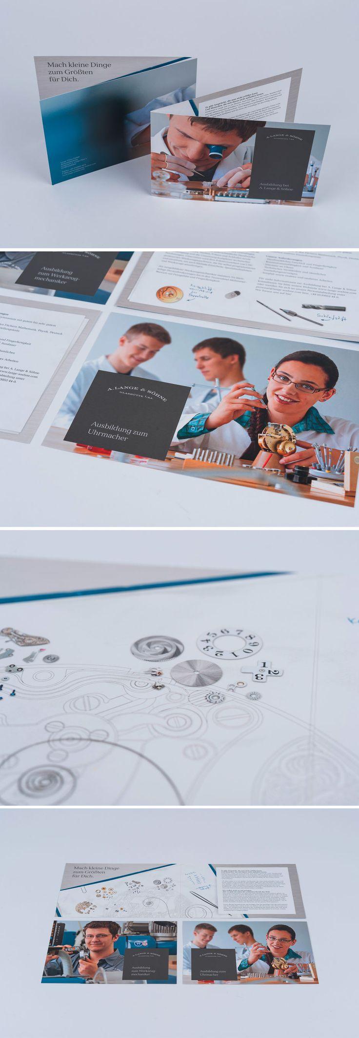 ATMO Designstudio - Ausbildungsmarketing - A. Lange & Söhne