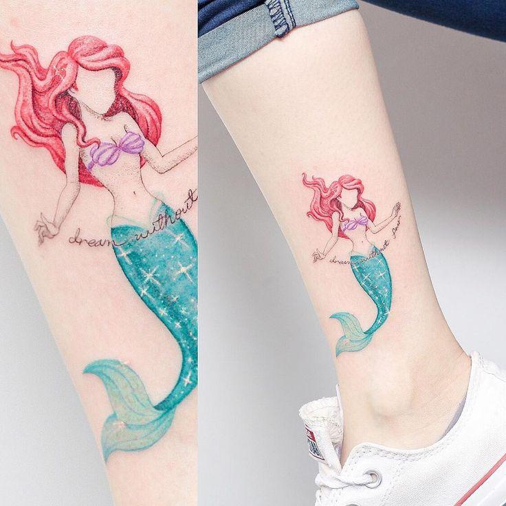 best 25 small mermaid tattoo ideas on pinterest beach tattoos small wave tattoo and wave tattoos. Black Bedroom Furniture Sets. Home Design Ideas