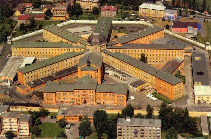 Věznice Plzeň - Bory (Prison Pilsen-Bory)