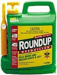 Roundup de Monsanto contamina aguas subterráneas (también en Cataluña)  Ecocosas