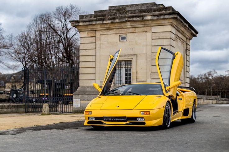 1998 Lamborghini Diablo - SV | Classic Driver Market