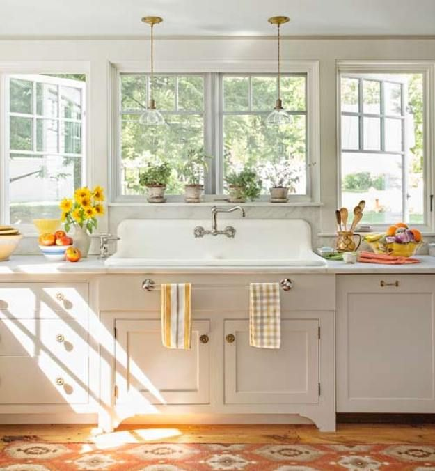Image result for vintage looking kitchen sinks