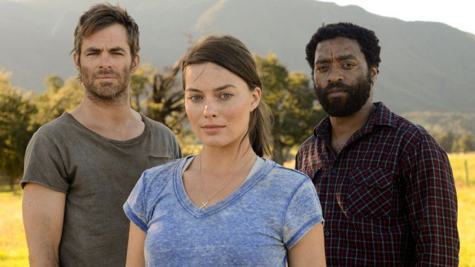Z for Zachariah First Look -- Chris Pine, Margot Robbie, Chiwetel Ejiofor