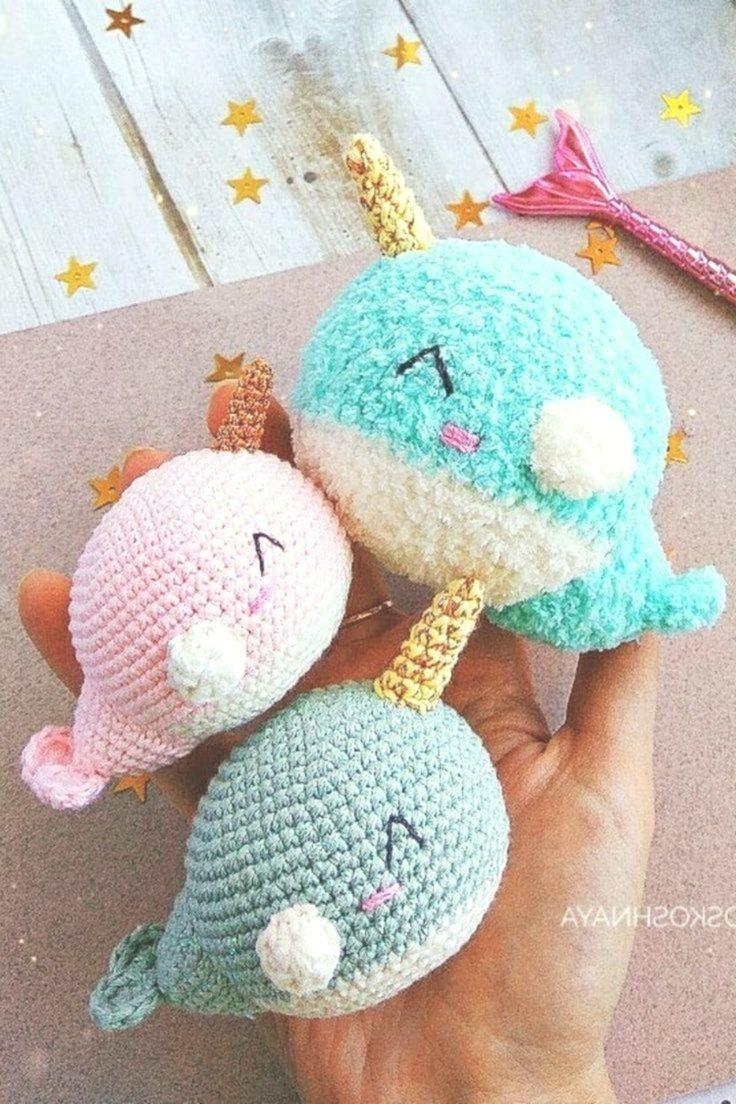 whale crochet pattern, narwhal crochet pattern, crochet whale ... | 1104x736