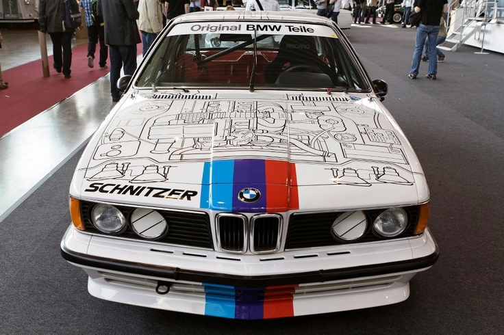 In 1983 the BMW 635CSi won the European Touring Championship. The BMW 635CSi was driven by Dieter Quester, Hans-Joachim Stuck, Manfred Winkelhock, Gerhard Berger and Roberto Ravaglia.