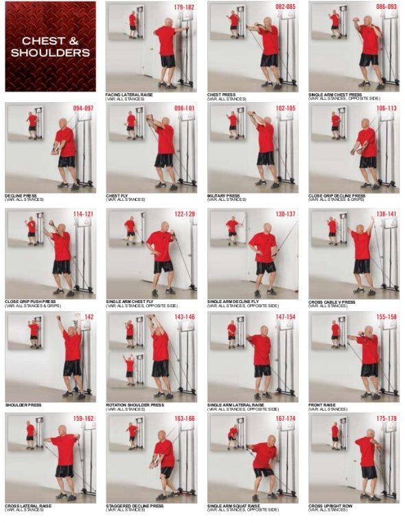 10 best images about tower 200 on Pinterest | Leg workouts