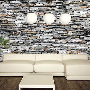 Stone Wall Adhesive wallpaper,is contemporary art sticker mural, wall decals stickers mural wallpaper, wall mural uk, print wall paper in the Uk. Photo decals for the home. | Vinyl Impression