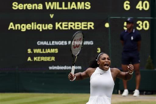 Serena Williams vs. Angelique Kerber: 2016 Wimbledon Women's Final Score, Recap | Bleacher Report