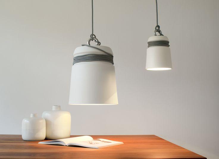 Patrick Hartog Cable Light is een unieke Dutch design hanglamp