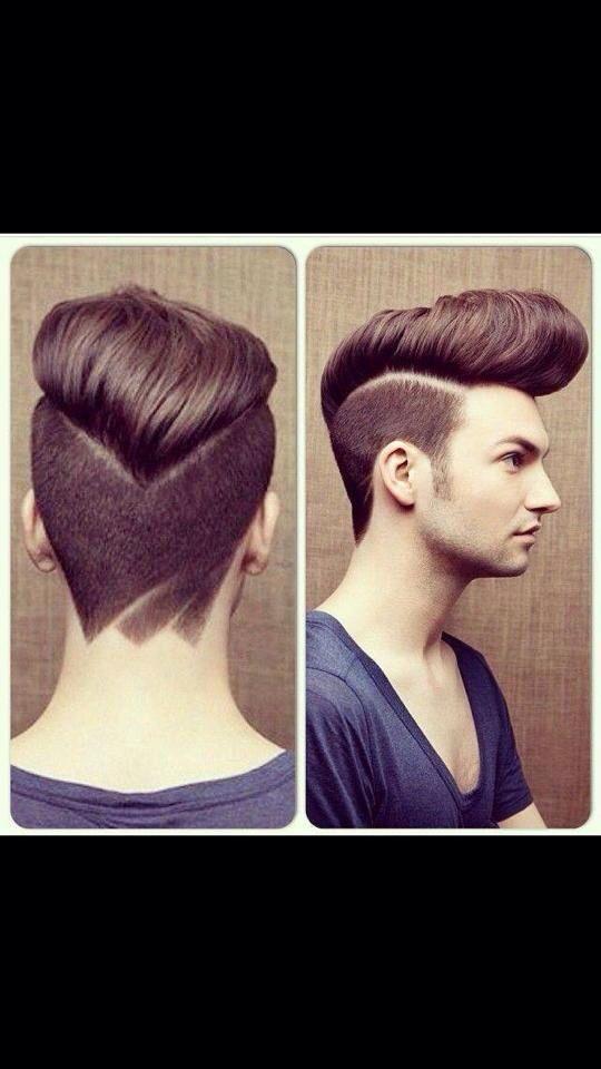 Cool mens hair style