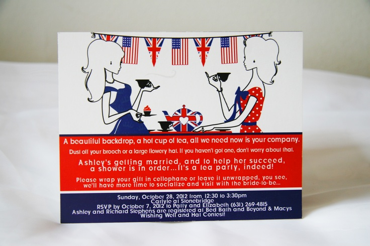 Long Distance Relationship Wedding Invitation: 171 Best Images About British
