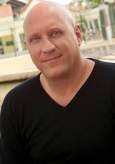 Steve Wilkos  He's happily married (as far as I know) ... but there's something about a good looking bald man! :)