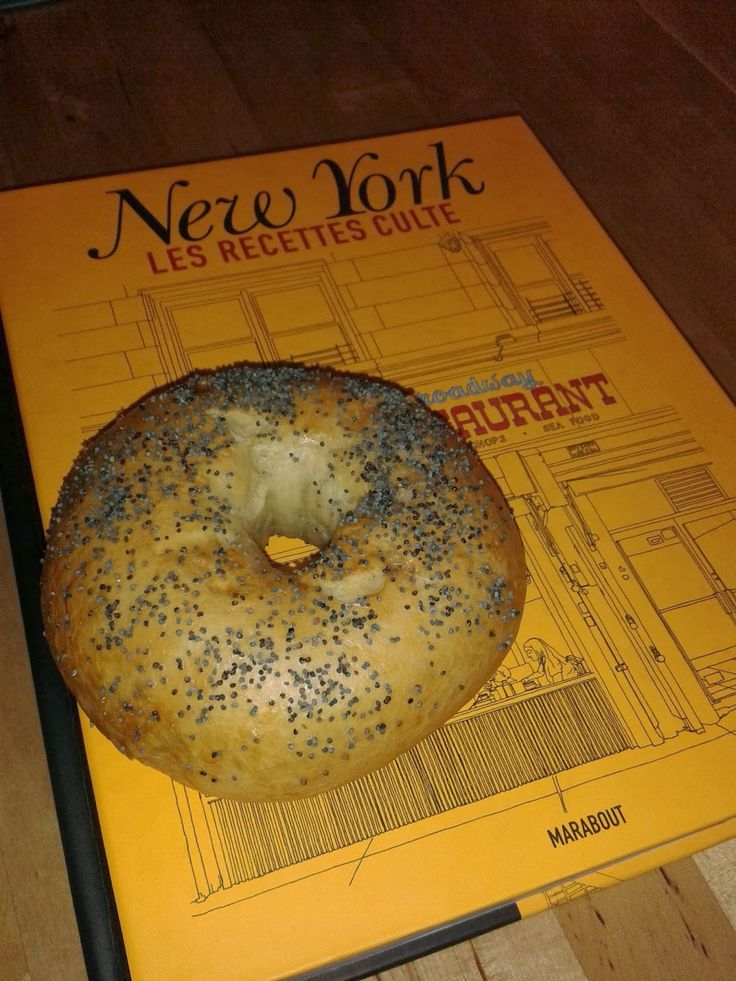 CAMELIE: Bagels New Yorkais