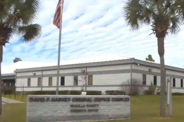 Authorities are searching for three inmates who escaped from a county jail in northern Florida.
