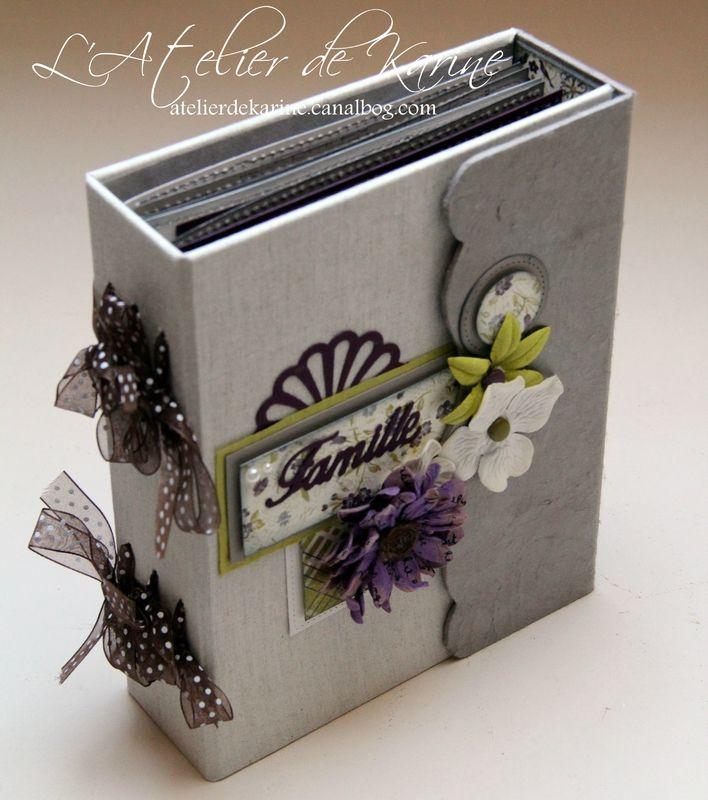 Mini Album famille 43