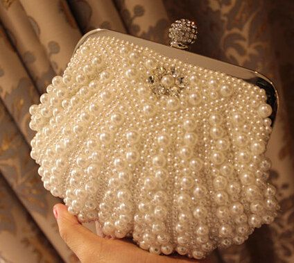 It is a finished bag .You will get the bling one even more beautiful than pictures. Handmade time: 1-4 business days.