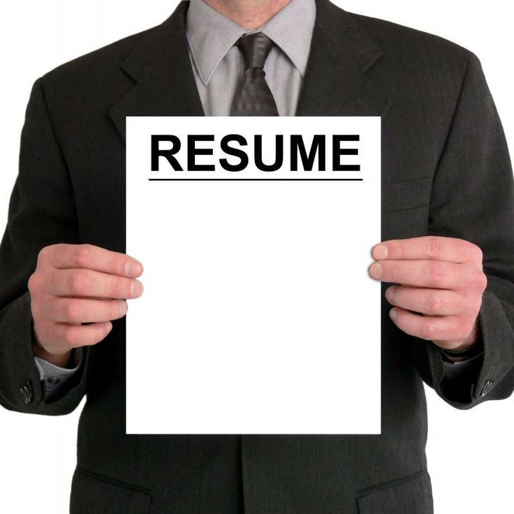 resume writing basic guide with example