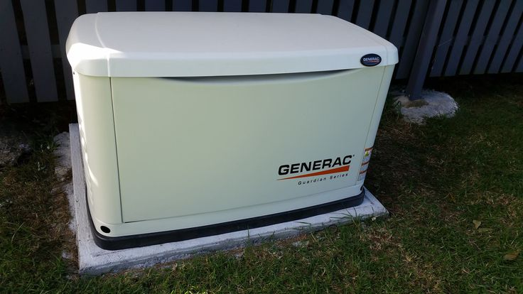 Gas generator looks the business