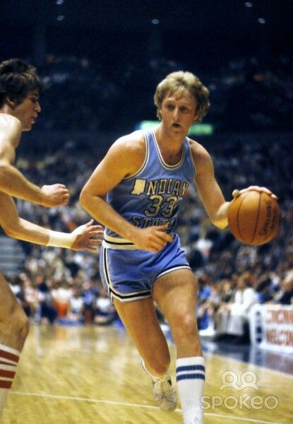 Larry Birds Basketball Shoes