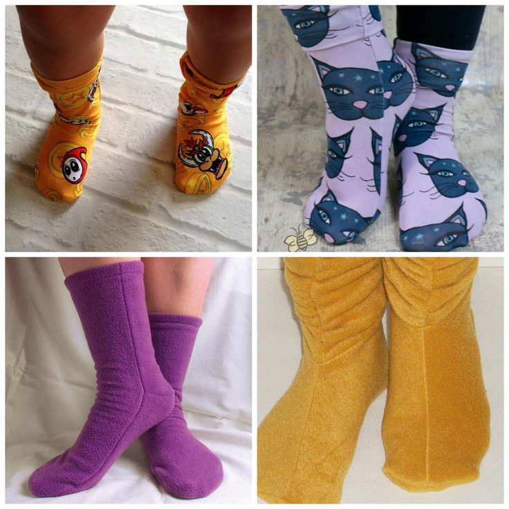 Our Best Tips, Tricks & Patterns for Sewing Your Own Socks