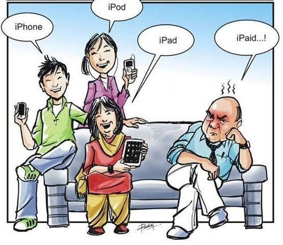 Apple to every family