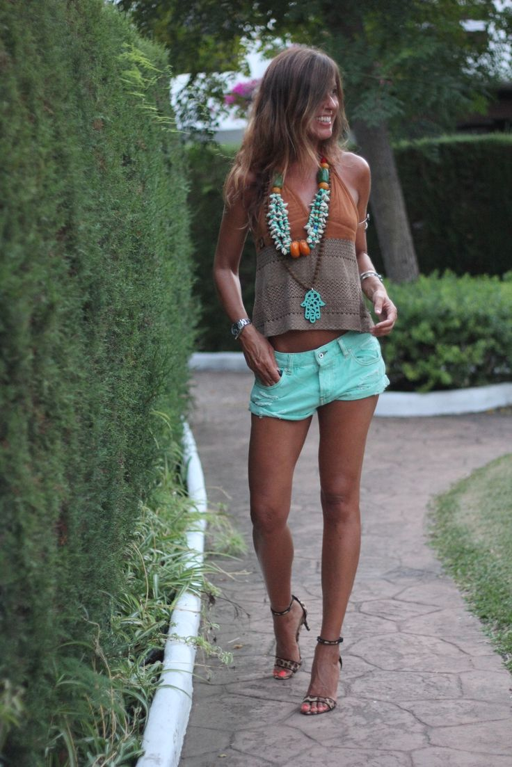 Camel & Turquoise http://stylelovely.com/mytenida/2016/09/camel-turquoise                                                                                                                                                                                 Más