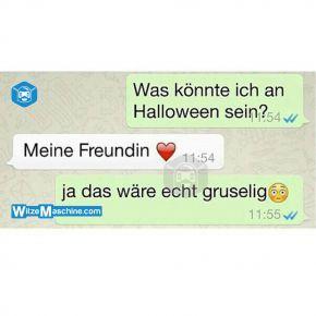Lustige WhatsApp Bilder und Chat Fails 232 , Halloween