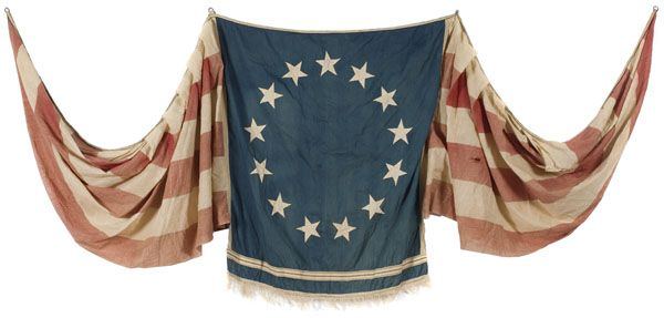 Fine Late 19th Century Patriotic American Bunting, - Cowan's Auctions. In. Love. with this!!!