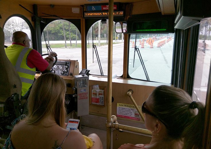 """Sun Trolley [Fort Lauderdale, Florida, Estados Unidos] A cada ano, vamos """"intensificando nossas experiências"""" de trabalho remoto. Desta vez, elevamos nosso nível de aprendizado com férias em família. Quer dizer, incluímos numa viagem filhos/ enteados + mães/ sogras – eles emférias integrais; nós, no esquema de trabalho remoto. E aí: como organizar e coordenar umaContinue Lendo"""