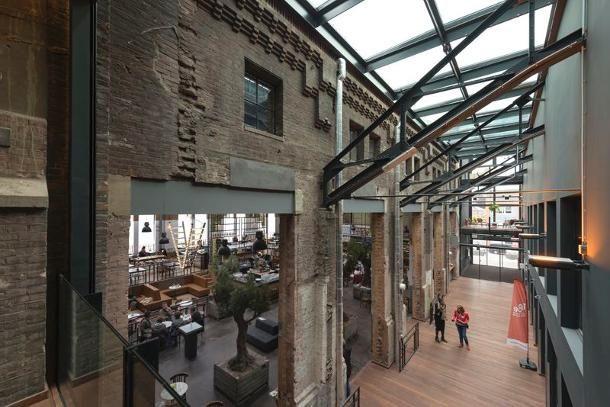 Cultureel centrum Het Energiehuis Dordrecht Jonkman Klinkhamer TenBrasWestinga fotograaf Christiaan de Bruijne