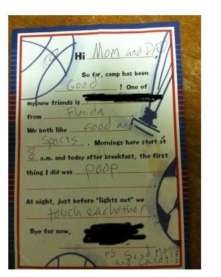 Funny kid notes and letters.  #funny #kid #notes #letters