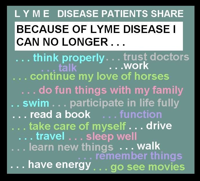 Lyme Disease Clinical Presentation