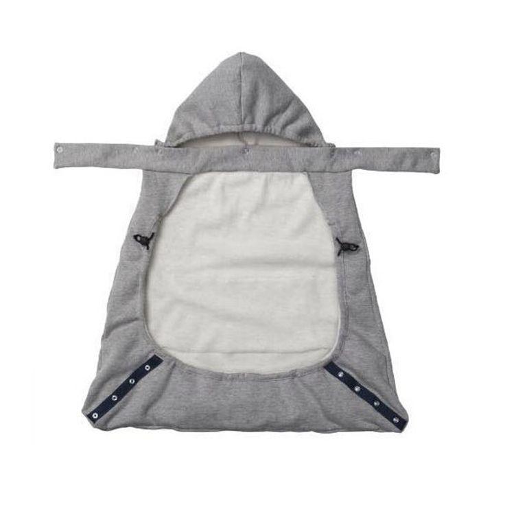 New Winter baby carrier jacket Cloak Windproof  Warm Baby Sling Cap Mantle Baby Warm Coat Cloak Baby outdoor essential