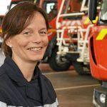 Laure officier de garde des pompiers de #Quimper ouvre notre série sur les femmes de tête  http://www.letelegramme.fr/bretagne/pompier-l-officier-de-garde-est-une-femme-23-01-2017-11372495.phppic.twitter.com/ZnoYrpkU64