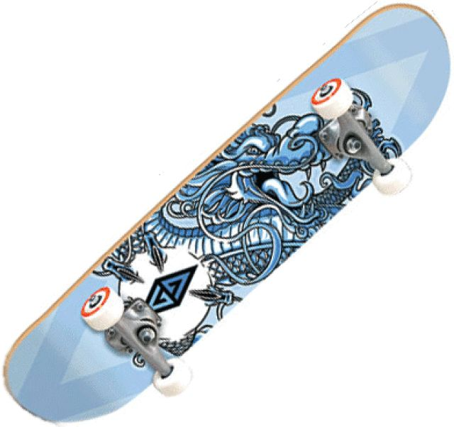Cheap Skateboards Buyers Guide:Golden Dragon Complete Skateboards