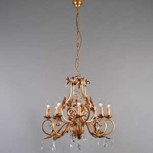 lmpara de araa sissy luces candelabro decorativo con gran cantidad de lgrimas de
