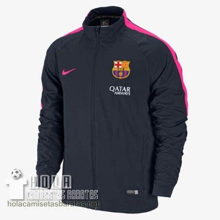 Nike Chaqueta Negro/Rosa Barcelona 2016  €33.0