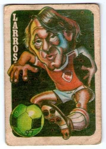 Omar Larrosa - Independiente de Avellaneda #97 - 1979