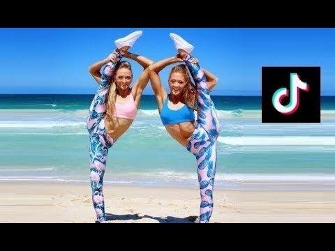 Tik Tok 2019 | Kagiris Twins♥ Musical.ly Compilation ...  |Tiktok Dance Twins