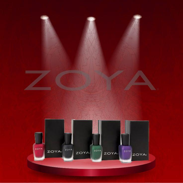 Zoya, kadınları büyülemeye devam ediyor! Zoya Matte Velvet serisi göz kamaştırıcı renkleri ile Türkiye'de!