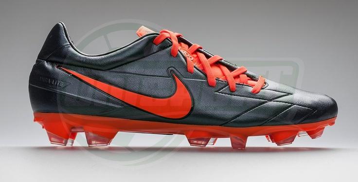 Nike - T90 Laser IV KL Black/Crimson