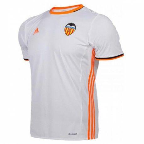 Camiseta Nueva del Valencia Home 2017