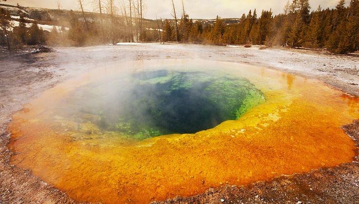 イエローストーン国立公園(アメリカ)|黄の絶景|THE WORLD IS COLORFUL | 海外旅行情報 エイビーロード