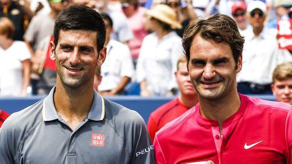 Fed and Djokovic set for early clash - News - SportsFan