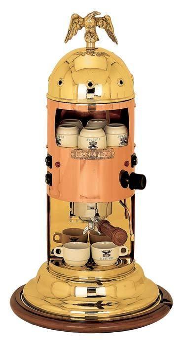Italian Espresso Machine Grand Automated Model