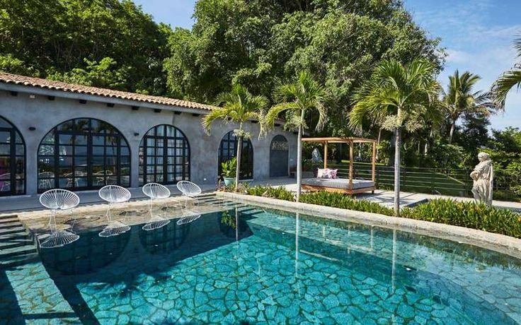 Betsey Johnson Villa, Pool, Airbnb, Zihuatanejo, Guerrero, Mexico